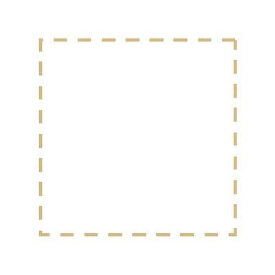 Quadrato Tratteggiato