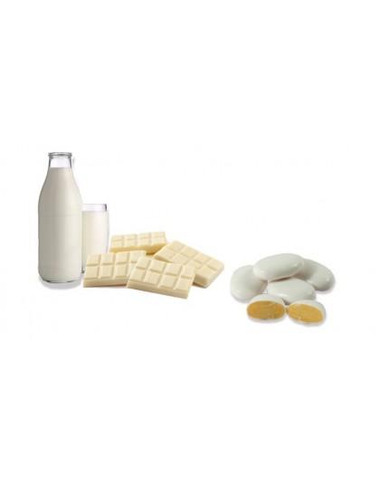 confetti Golosello Bianco e Latte