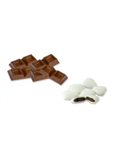 confetti Golosello Cuore di Cioccolato