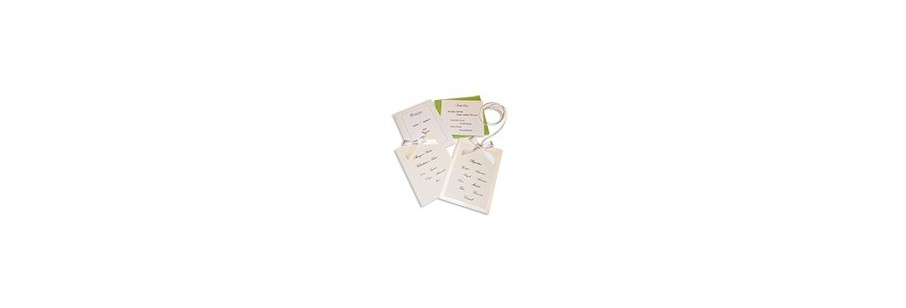 Tableau Mariage - Seating cards  Il Tableau Mariage o le Seating Cards